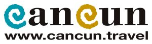 Cancun travel logo