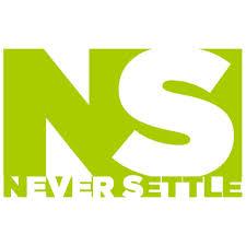 Never Settle wordpress web development marketing
